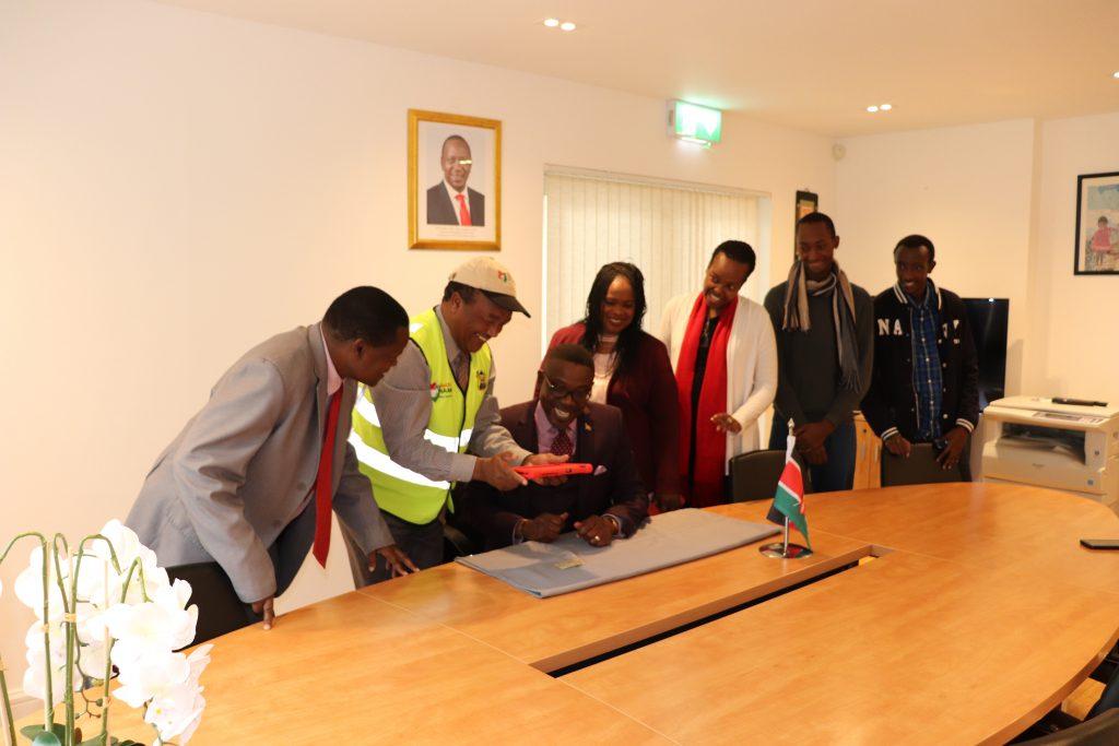 Kenya Embassy Ireland » DIASPORA HUDUMA NAMBA REGISTRATION